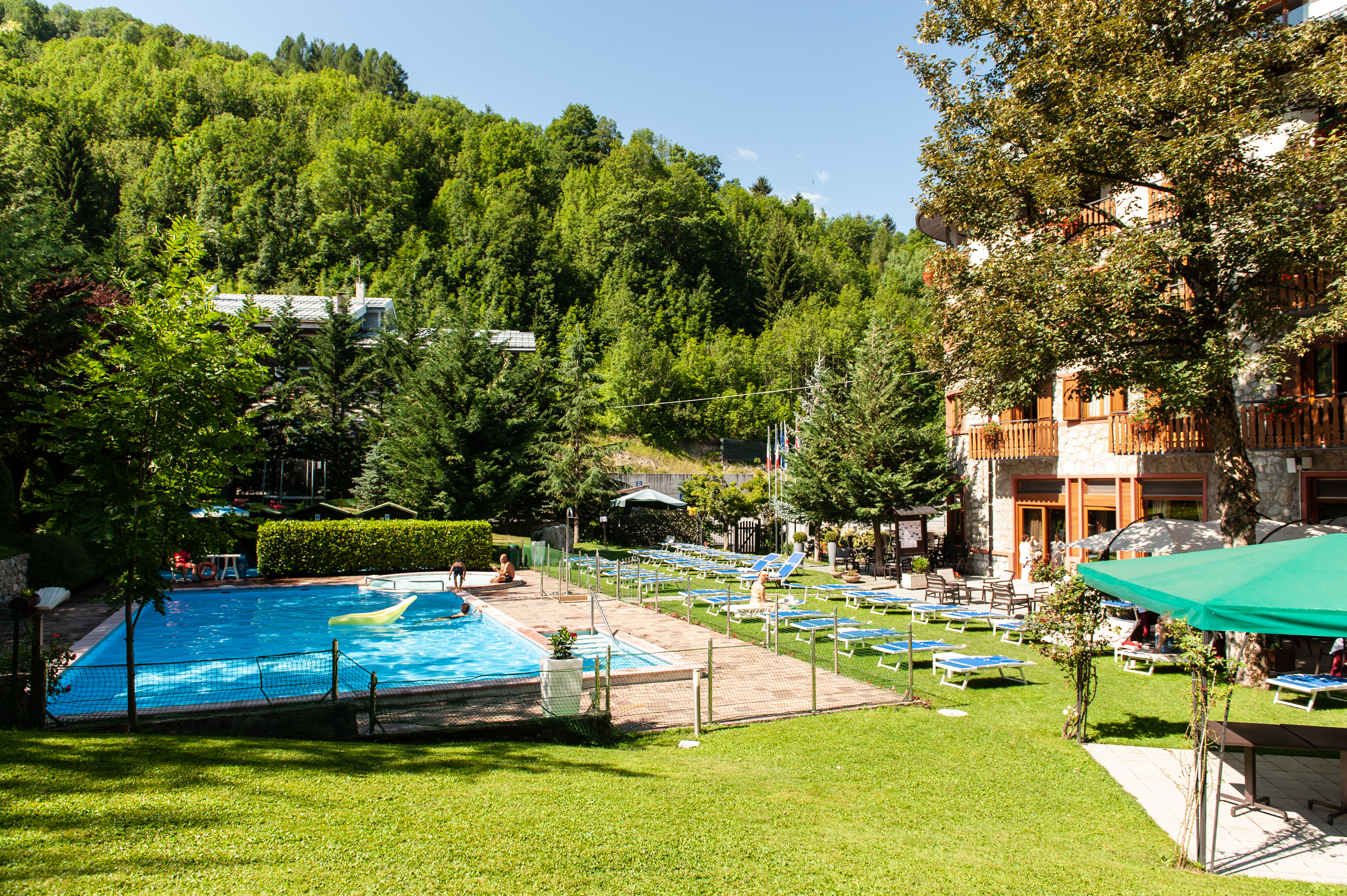 Piscine All Aperto Piemonte piscina | grand hotel principe limone | hotel 4 stelle a